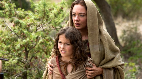 "Jesus and Mary in ""The Young Messiah."" Top Movie Picks For Summer"